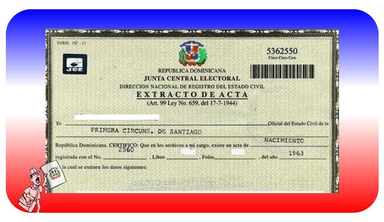 Traducción Certificada de Acta de Nacimiento | Pro-translation